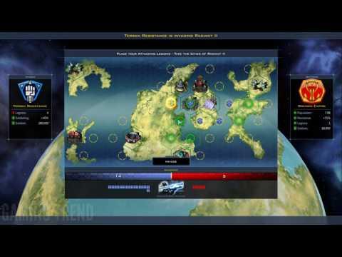 Planetary Invasion Failure [Galactic Civilizations III: Crusader]