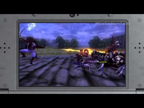 Fire Emblem Fates Trailer - E3 2015 (3DS)