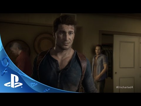 UNCHARTED 4: A Thief's End (5/10/2016) - Gameplay Trailer   PS4