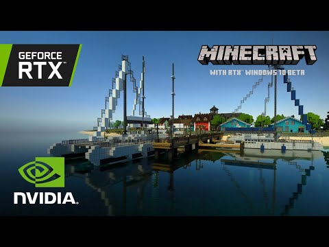Minecraft with RTX Beta | New Worlds Reveal Trailer