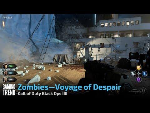 Black Ops 4- Let's Play Zombies - Voyage of Despair
