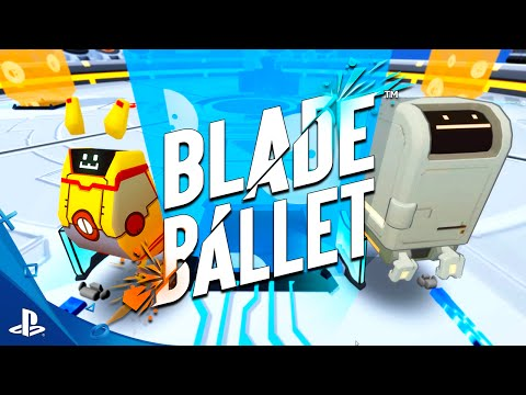 Blade Ballet - Launch Date Announcement Trailer | PS4