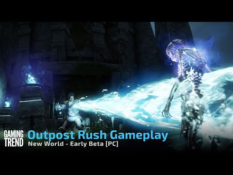 New World Endgame Outpost Rush - PC [Gaming Trend]