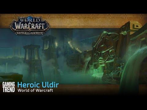 World of Warcraft - Uldir - Raid Night [Gaming Trend]