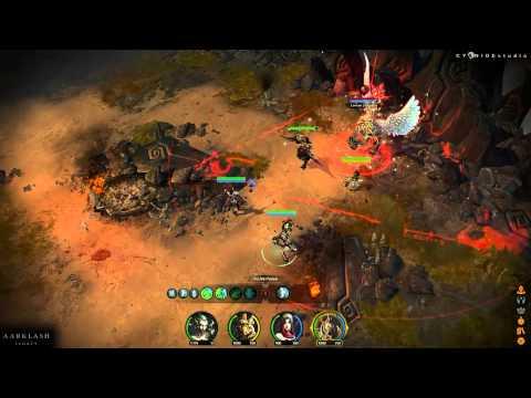 Aarklash: Legacy - Gameplay Trailer