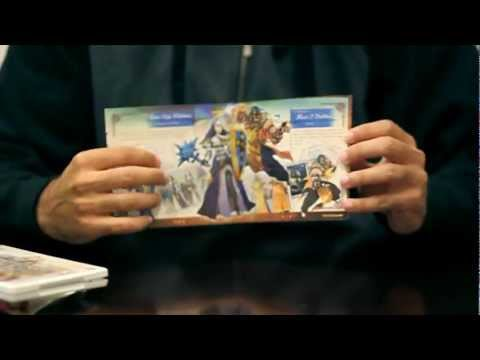 Code of Princess (Nintendo 3DS) Official Unboxing Video