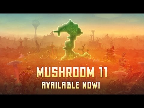 Mushroom 11 - Available Now!
