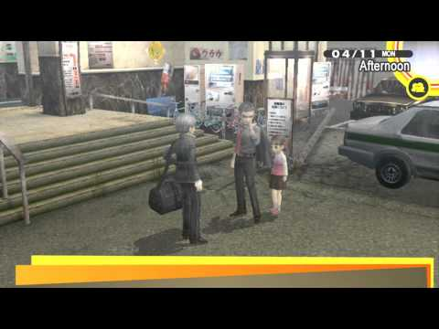 Persona 4 Golden: The Year Begins