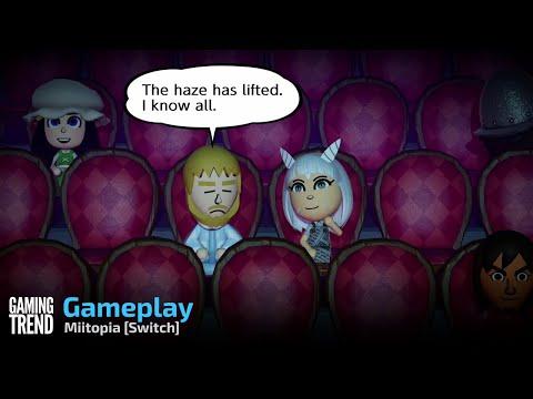Miitopia Gameplay - Switch [Gaming Trend]