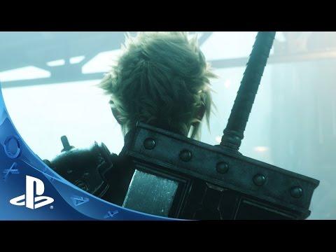 Final Fantasy VII - E3 2015 Trailer   PS4