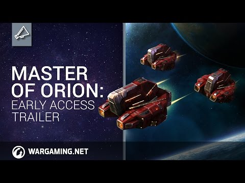 Master of Orion: Early Access Trailer