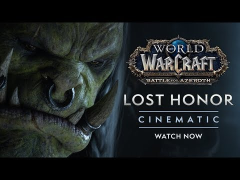 """Cinematic: """"Lost Honor"""""""