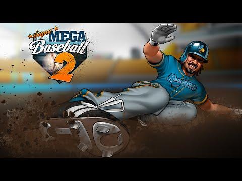 Super Mega Baseball 2 - Early Teaser