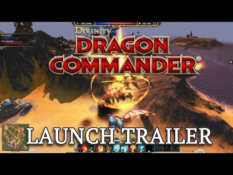 Divinity: Dragon Commander Launch Trailer