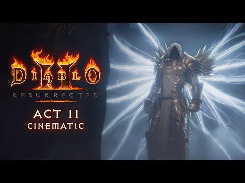 Diablo® II: Resurrected™   Act II Cinematic