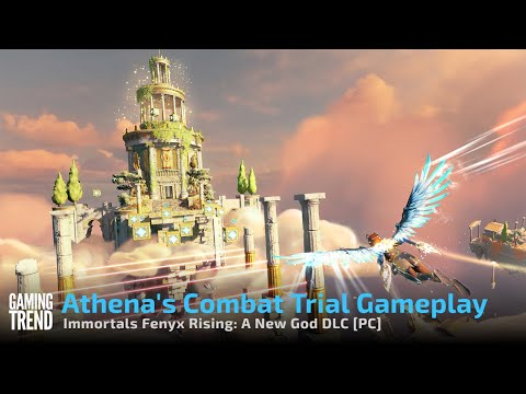 Immortals Fenyx Rising A New God DLC - Athena's Trial by Combat - PC [Gaming Trend]
