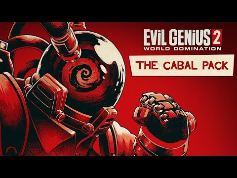 Evil Genius 2: World Domination – The Cabal Pack