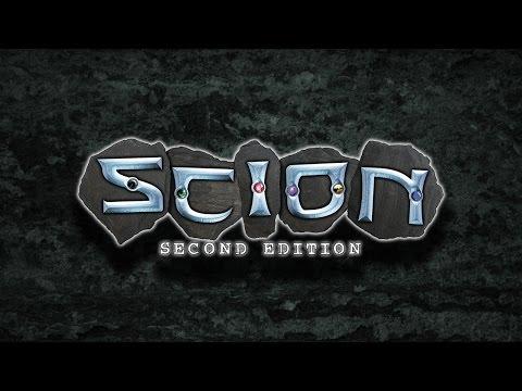 Kickstarter 22 - Scion 2nd Edition