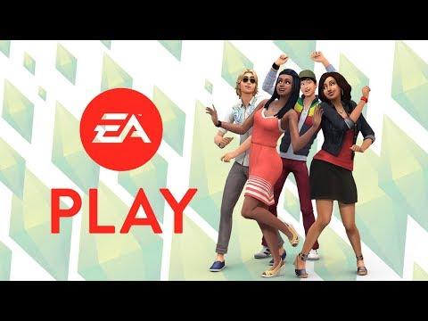 The Sims 4: EA PLAY Stream 2019