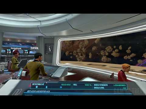 Star Trek Bridge Crew - Mission 2 - 4 players [Gaming Trend]
