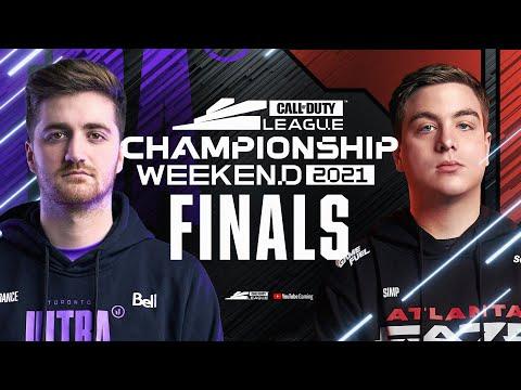 Call Of Duty League 2021 Season | Championship Weekend | Finals