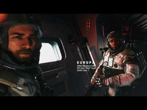 Call of Duty: Infinite Warfare first 15 minutes of campaign [Gaming Trend]
