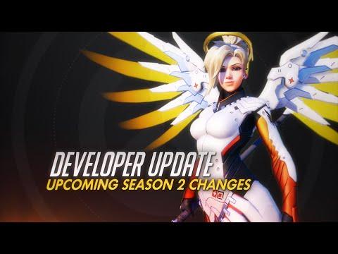 Developer Update | Upcoming Season 2 Changes | Overwatch