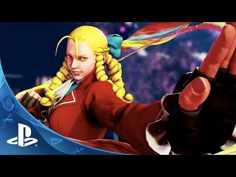 Street Fighter V - Karin Trailer | PS4