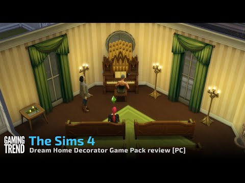 The Sims 4 Dream Home Decorator Game Pack review [Gaming Trend]