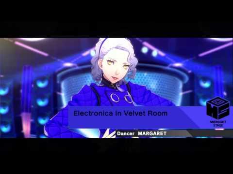 Persona 4: Dancing All Night: Margaret