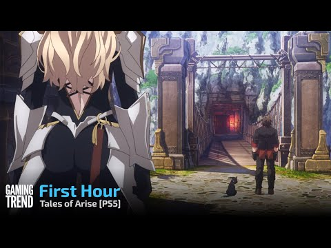 Tales of Arise First Hour - PS5 [Gaming Trend]