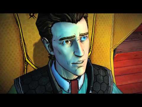 Tales From The Borderlands: All 5 Episodes Available on Disc