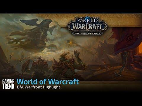 World of Warcraft - Warfront Highlight [Gaming Trend]