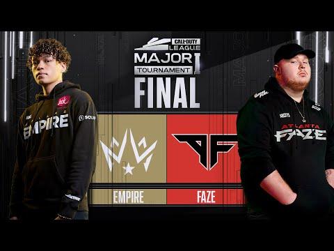 Major Final | @Dallas Empire vs @Atlanta FaZe | Stage I Major | Day 5