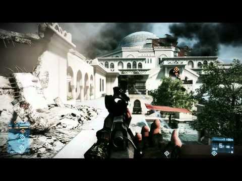 Battlefield 3 Close Quarters Trailer