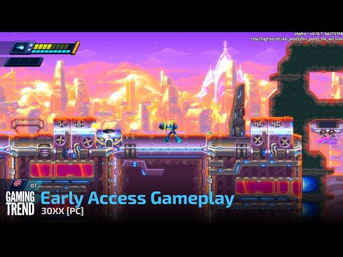 30XX Early Access Gameplay - – PC [Gaming Trend]