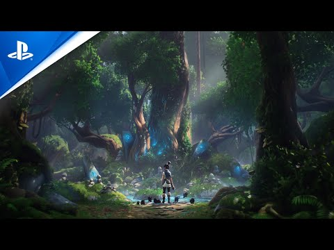 Kena: Bridge of Spirits - Announcement Trailer | PS5