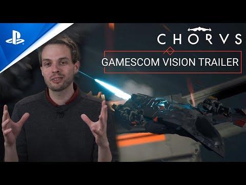 Chorus - Vision Trailer | PS4, PS5