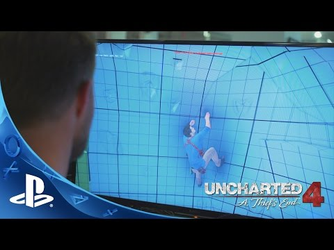The Making of Uncharted 4: A Thief's End – Pushing Technical Boundaries Part 2 | PS4