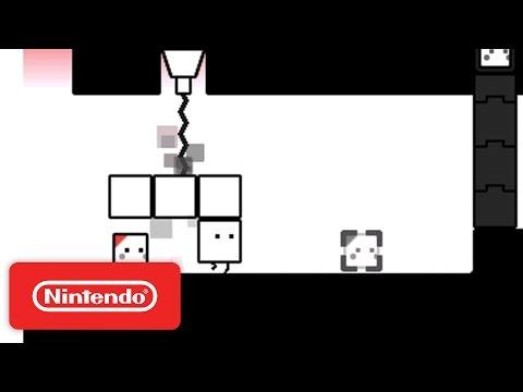 BYE-BYE BOXBOY! Launch Trailer - Nintendo 3DS
