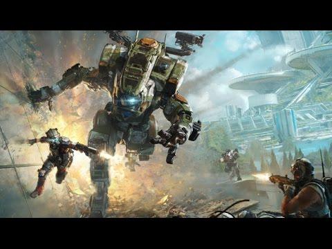 Titanfall 2 - Titan Brawl in Boomtown [Gaming Trend]