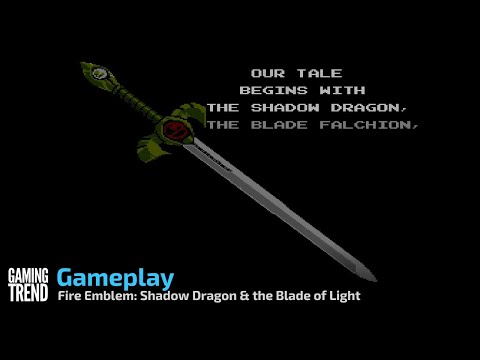 Fire Emblem: Shadow Dragon and the Blade of Light Gameplay - Switch [Gaming Trend]