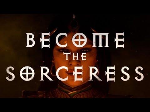 Diablo® II: Resurrected™   Sorceress Class Trailer