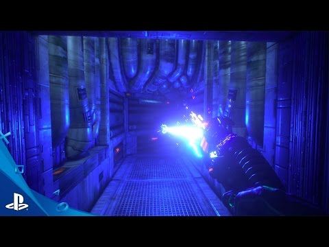 System Shock - Pre-Alpha Gameplay Trailer | PS4