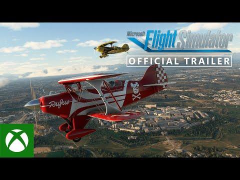 Microsoft Flight Simulator - Xbox Series X S Gameplay Trailer - Xbox & Bethesda Games Showcase 2021