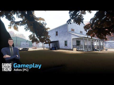 Adios Gameplay - PC [Gaming Trend]