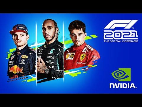F1® 2021   4K NVIDIA DLSS Comparison