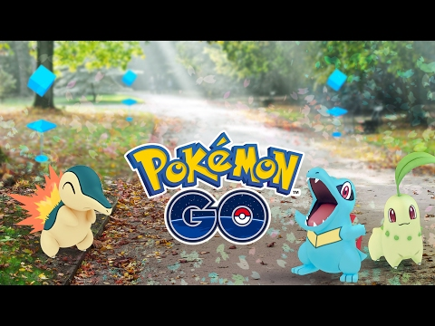 Pokémon GO - The World of Pokémon GO has Expanded!