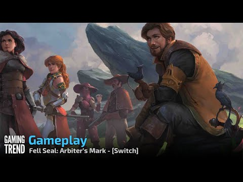 Fell Seal Arbiter's Mark - Gameplay - Switch [Gaming Trend]