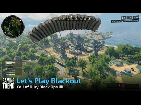 Black Ops 4 - Let's Play Blackout mode
